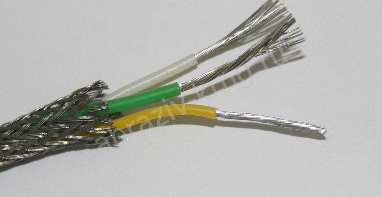 Как сделать экран для кабеля
